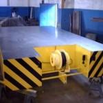 Carro transportador de ferramenta - Cydak